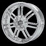 18 inch Chrome Wheels Rims Camry Honda Civic Accord 5