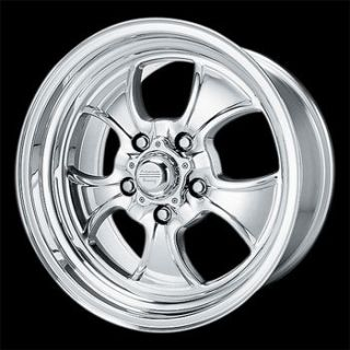 Racing Polished Hopster Wheels Rims Chevy Chevrolet 5 4 75