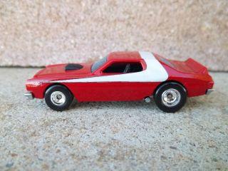 and Hutch Custom Hot Wheels Real Riders 73 Ford Gran Torino Stocker