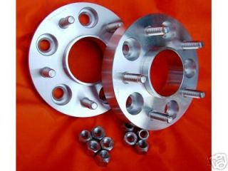 Chevy Corvette Wheels 2 Hub Centric Wheel Spacers