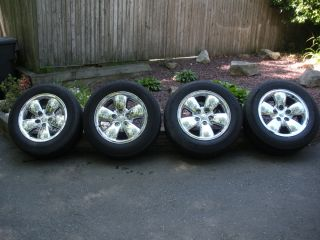 Dodge RAM 1500 20 Factory Rims Tires