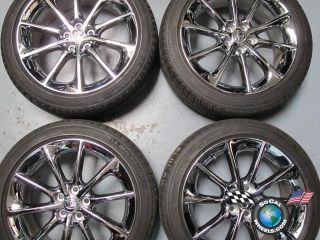 Lexus CT200H Factory 17 Chrome Wheels Tires Rims Corolla Matrix