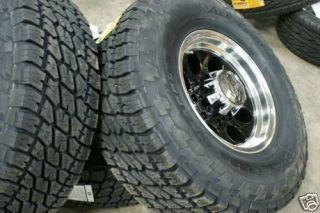 285 75 16 ion Alloy Rims Nitto Terra Grappler Tires