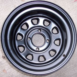 12x7 4ON4 Riding Lawn Mower Rim Wheel for x Mark Toro