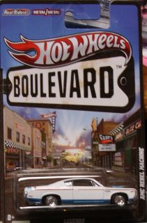 Hot Wheels Boulevard AMC Rebel Machine New Release