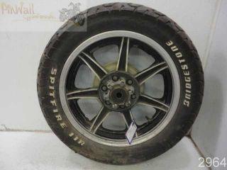 79 Yamaha XS1100 1100 Rear Wheel Rim