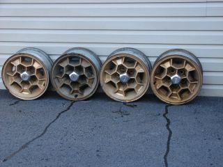 71 72 73 74 75 76 Pontiac Firebird Trans Am Grand Prix Am 15x7 Honey