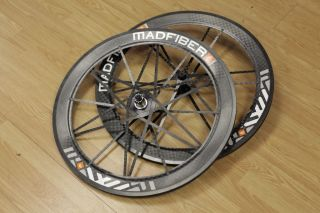 WHEELSET Carbon Fiber 700c Wheels Tubular Ceramic Road Campagnolo