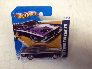 Hot Wheels Super Secret Treasure Hunt 73 Ford Falcon XB I s C