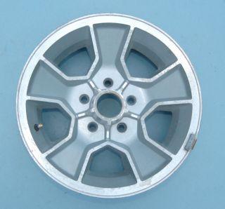 Carlo SS Wheel Wheels Rim Rims Aluminum 15x7 15 83 84 85 Alloy