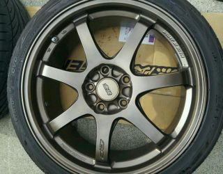 Mugen GP Wheels Bronze 18 Honda Acura