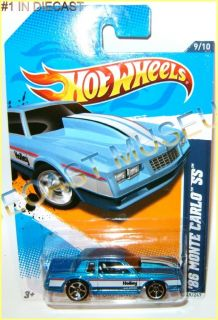 1986 86 Chevy Chevrolet Monte Carlo SS Holley Hot Wheels HW Diecast