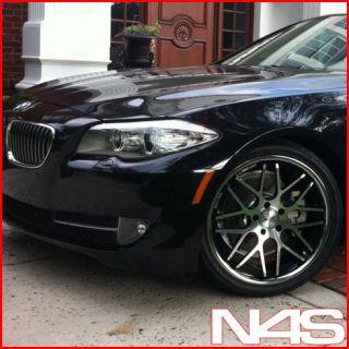 F11 528 535 550 Vertini Magic Concave Wheels Rims Hankook Tires