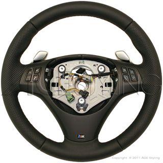 BMW E87 E88 E90 E91 E92 E93 M Tech SSG SMG Steering Wheel New