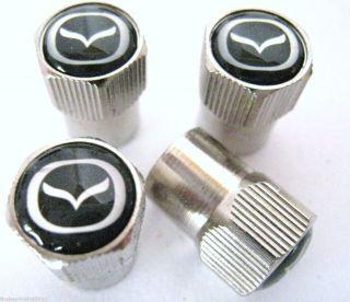 Mazda Valve Caps Tires Rims Wheels Mazda3 MAZDA5 Mazda6 3 5 6 CX 7 CX
