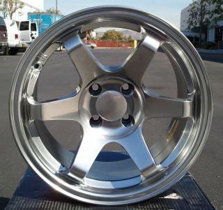 15x8 Varrstoen V Series 4x114 3 15 Hyper Black Wheel Datsun 510 240Z