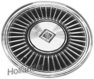 85 86 87 Buick Regal Wheel Cover Slot Type