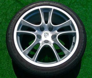 Porsche Cayenne GTS Turbo 21 inch Sport Wheels Michelin Tires