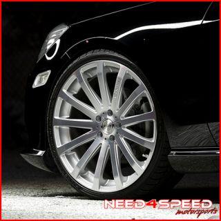 E320 E350 E500 E550 E55 MRR HR9 Concave Staggered Wheels Rims