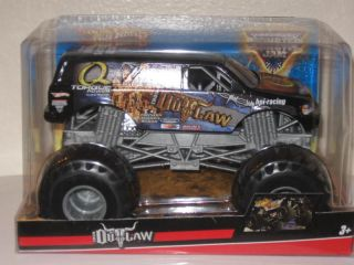 Iron Outlaw Hot Wheels 2010 Monster Jam 1 24 Scale