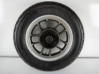 1983 Honda Shadow VT750 83 VT 750 VT750C Rear Wheel and Tire