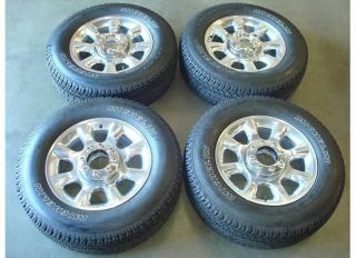 20 Ford F 250 F350 WHEELS Rims TIRES OEM Factory F250 Superduty LARIAT