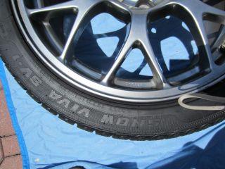 BBs EVO x Evolution Forged Wheels Snow Tires