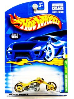 Hot Wheels 2001 Treasure Hunt 005 Blast Lane