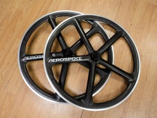 New Aerospoke Disc 700c Road Wheel Set Pair Clincher 135mm Shimano