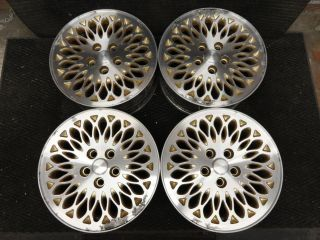 Town Country Dodge Caravan Wheels 96 97 Factory Stock Rims