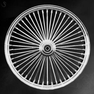 Harley Softail Custom Wheels Big Daddy Chrome Rims