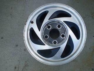99 S10 Blazer Pickup Truck Wheel Rim 98 99 15 inch Tire