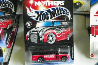 Hotwheels Moms Scool Bus Mothers Car Polish