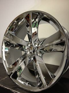 Dodge Challenger SRT8 Factory Replica Wheels Rims 5x115 Charger