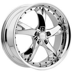 20 inch Menzari Z11 Chrome Wheels Rims 5x115 20 300C Challenger