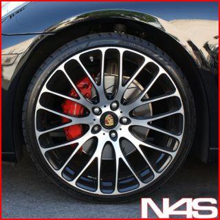 Porsche Cayenne s Turbo MRR HR6 Concave Machined Wheels Rims