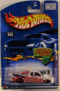 2002 Hot Wheels Sweet Ride Series Chevy Pro Stock Truck 95