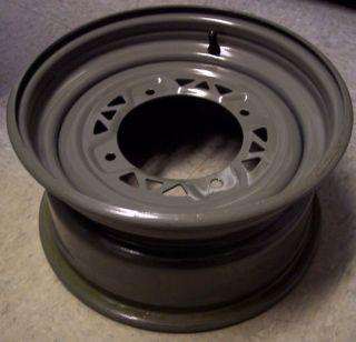 Polaris RZR Front Wheel Rim 12x6 4 156 New Fits Sportsman Ranger XP X2