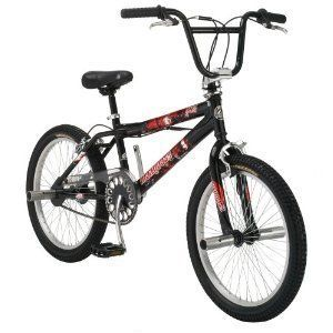Mongoose Gavel Boys Freestyle BMX Bike 20 Wheels