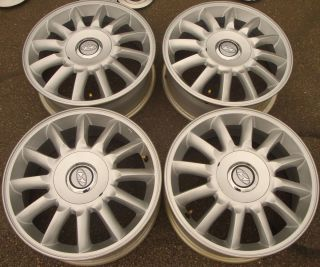 16 2004 05 Hyundai XG Wheels Rims Alloy 5291039620