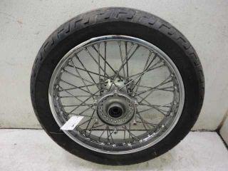 99 Yamaha V Star 1100 VStar XVS1100 Front Wheel Rim