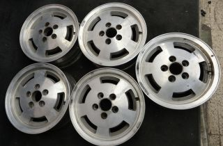 Modern Wheels Ford Dodge Slots Alloy Mag AR Rims 5x4 5 5x114 3