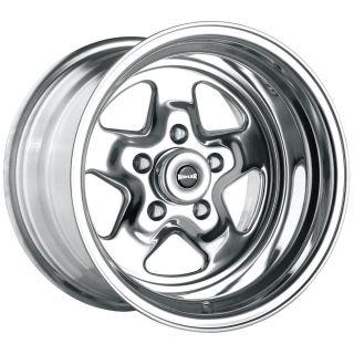 17 inch Ridler 655 Polished Wheels Rims 5x114 3 Fairlane Galaxie
