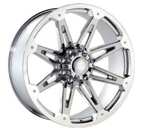 26s Dcenti 901 Chevy Silverado 8 Lug Rims Tires