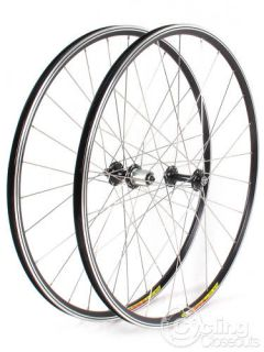 Mavic Road Bike Wheels Wheelset 700c Campagnolo Black