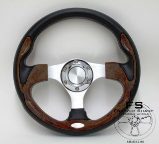 12 5 Pursuit Classic II Steering Wheel Set for Boats Marine F819