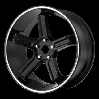 18 Wheels Rims Motegi MR122 Black PT Cruiser Neon WRX