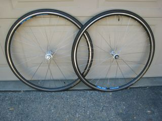 Campagnolo Record Hubs with Richey Aero Road 700c Clincher Rims