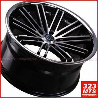 20 Acura TL Rohana RC20 Machined Concave Wheels Rims