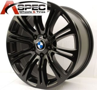 18 Style BMW Black Rims Wheels 325xi 325CI 325TI 5x120